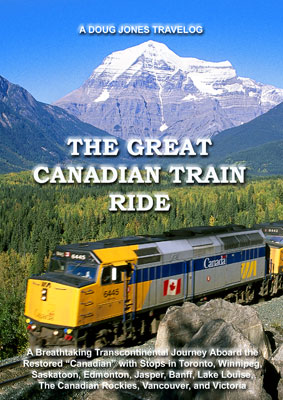 The Great Canadian Train Ride