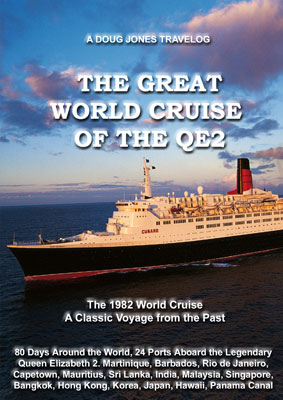 The Great World Cruise of the QE2
